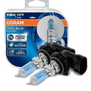 Lâmpada Farol de Milha Cool Blue HB20 / HB20S 16-18 Osram