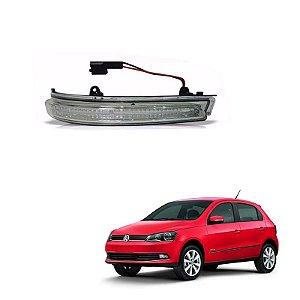 Pisca Retrovisor Passageiro VW Fox 2009 2017 Original Metagal