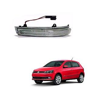 Pisca Retrovisor Esquerdo Volkswagen Polo 2008 2014 Original