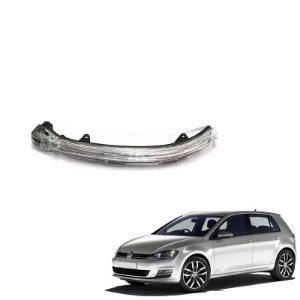 Pisca Retrovisor Passageiro VW Golf 2015 2017 Original