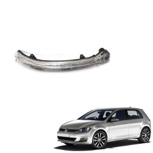 Pisca Retrovisor Esquerdo VW Golf 2015 2017 Original Metagal