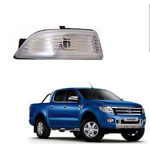 Pisca Retrovisor Esquerdo Ford Ranger 2012 2017 Original