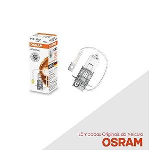 Lâmpada H3 Original Line Osram Par