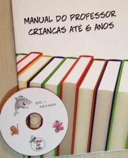 MANUAL DO PROFESSOR - CRIANÇAS ATÉ 6 ANOS