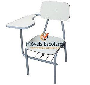 Cadeira Universitária Braço Simples