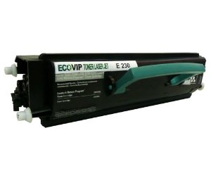 Toner E230 (12a8400) Compatível Novo - Ecovip