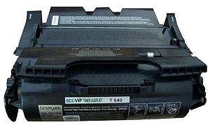 Toner T640 (64018hl) Compatível Novo - Ecovip