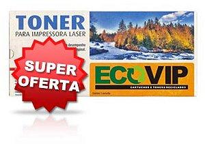 Toner Para Impressora Hp Laserjet P1505, M1120 E M1522 - Cb436 Compatível Novo Ecovip