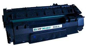 Toner Para Impressora Hp Laserjet 1160 / 3020 - Q5949a Compatível Novo - Ecovip