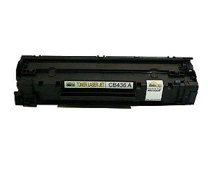 Toner Para Impressora Hp Laserjet - Cb436 Compatível Novo Datavip