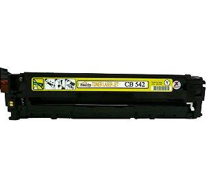 Toner Para Impressora Hp Laserjet - Cb542 Yellow Compatível Novo - Datavip