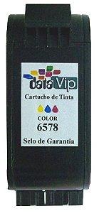 Cartucho Para Impressora Deskjet E Officejet - Hp 78 (c 6578) Compativel Novo - Datavip