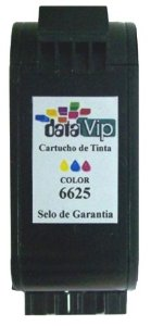 Cartucho Para Impressora Hp Deskjet - Hp 17 (c6625) Compativel Novo - Datavip