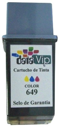 Cartucho Para Impressora Hp Deskjet E Officejet - Hp 49 ( 649) 51649 Compativel Novo - Datavip