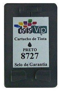 Cartucho Para Impressora Hp Deskjet - Hp 27 (c8727) Compativel Novo - Datavip
