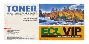 Toner Para Impressora Kyocera Laserjet Tk110 Novo Compatível - Ecovip