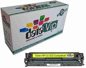 Toner Hp Ce 322 / 128a Amarelo Compatível Datavip