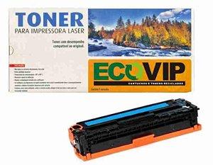 Toner Hp Ce 321/128a Ciano Compatível Ecovip