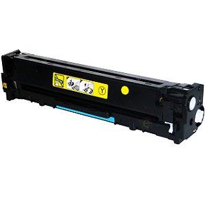 Toner Hp Ce 322/128a Amarelo Compatível Ecovip