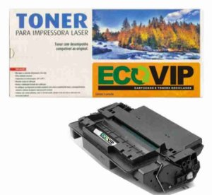 Toner Hp Ce390x Compativel Ecovip