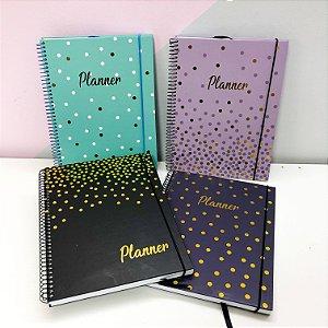 Planner Caderno Bolinha