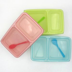 Marmita Lunch Box Duo BPA Free - G