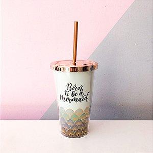 Copo Sereia Milk Shake - 635 ML