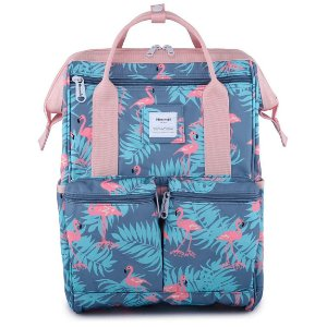 Mochila Notebook Flamingo
