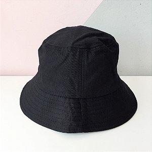 Chapéu Bucket Tecido