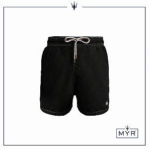 Short curto - Preto
