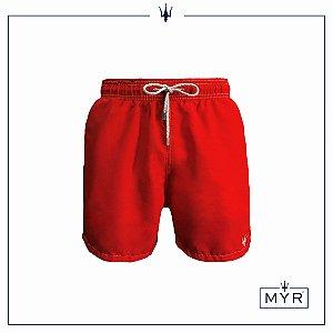 Short curto - Vermelho