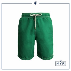 Short Comprido - Verde Bandeira