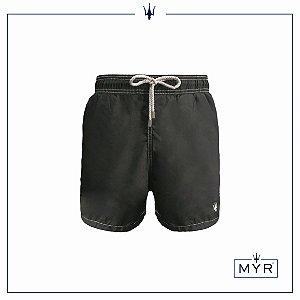 Short curto - Cinza