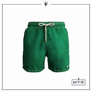 Short curto - Verde Bandeira
