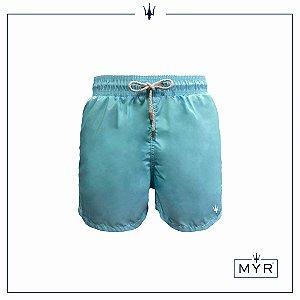 Short curto - Azul Claro