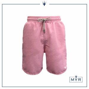 Short Comprido - Rosa Light