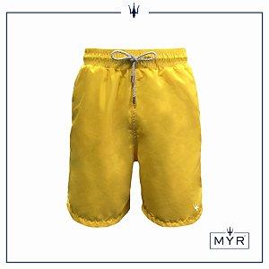 Short Comprido - Amarelo