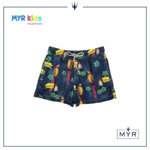 Short Infantil - Tropical