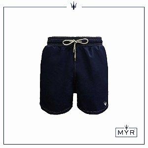 Short curto - Azul Marinho