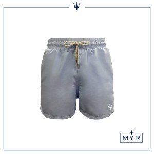 Short curto - Azul Light