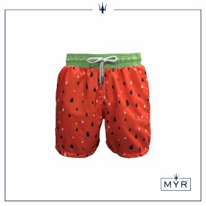 Short curto est. - Watermelon