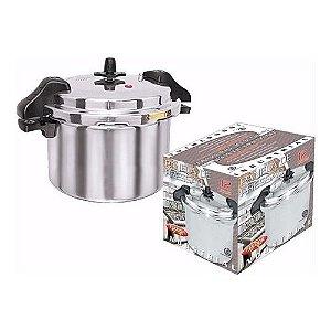 Panela de Pressão Industrial - Fulgor - 12Lts (Com Alça)