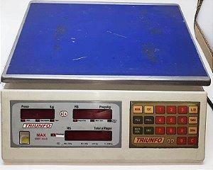 Balança TRIUNFO modelo DST 15-C Capacidade 15kg - Revitalizada