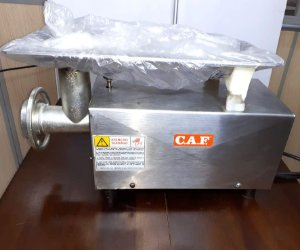 Moedor de Carnes - CAF - Boca 22 - Usado/Revitalizado