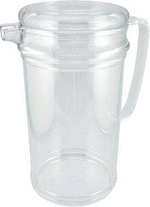 Jarra de Acrílico Cristal - GP Inox