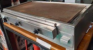 Chapa a gás Baeta - 100x52 (Usada)