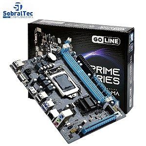 Placa Mãe 1151 DDR3 VGA- HDMI Goline GL-H110-MA