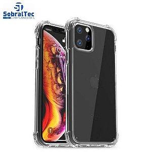 Case De Silicone Transparente Anti impacto para iPhone 12 Pro