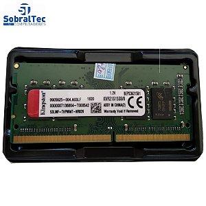 Memoria Ram Notebook 8Gb Ddr4 2133MHz KVR21S15S8/8 Kingston