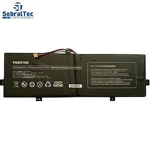 Bateria Notebook Positivo p3582133*2p Usada